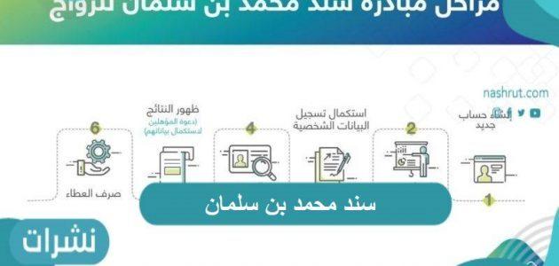 سند محمد بن سلمان تسجيل .. أهم شروط التسجيل في سند الزواج