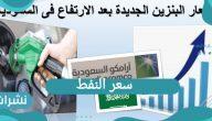 سعر النفط في السعودية مايو 2021