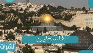 فلسطين و آخر أخبار عمليات التهجير في حي الشيخ جراح
