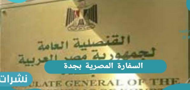 السفارة المصرية بجدة… نماذج القنصلية المصرية بجدة