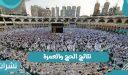 نتائج الحج والعمرة 1442 قرعة الحج في المملكة العربية السعودية