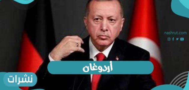 اردوغان يتابع مناورات ذئب البحر العسكرية