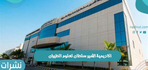 اكاديمية الأمير سلطان لعلوم الطيران