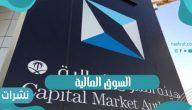 هيئة السوق المالية تعلن عدد المحافظ الخاصة