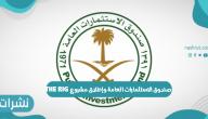صندوق الاستثمارات العامة وإطلاق مشروع THE RIG